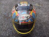 Helmet motor cycle etc
