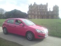 VAUXHALL ASTRA 1.6i LIFE, 16 VALVE, 5 Door, 2010 PLATE with *AIR CONDITIONING* and LOW MILES...!!!