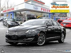2014 Lincoln MKZ >>AWD, NAV, PANO ROOF<<