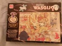 WASGIJ Puzzles x 4 £3.50 Each or all 4 for £12