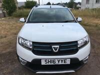 Dacia sandero only 13000 miles 2016 stepway laureate top spec