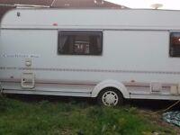 Coachman Genius 520 SE Touring caravan