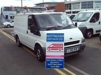 FORD TRANSIT SWB EX. BT FLEET