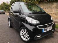 Smart Fortwo 1.0 MHD Passion 2013, 49,000 Miles, FULL Service History, HPI Clear