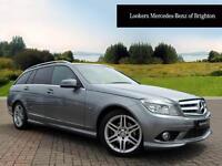 Mercedes-Benz C Class C220 CDI BLUEEFFICIENCY SPORT (silver) 2011-03-31