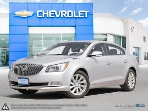 2015 Buick LaCrosse Leather *Backup Cam* *Heated Seats*