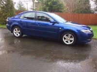 2006 Mazda 6 TSD FULL MOT