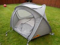 LittleLife Arc 3 Sun/Sleep Travel Cot/Tent - Good Condition