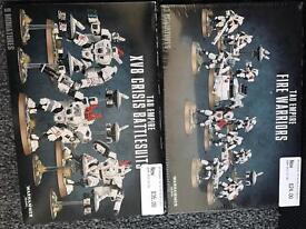 Brand new Warhammer 40,000 miniature6 boxes