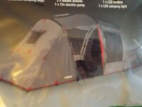 Urban escape 4 man dome tent
