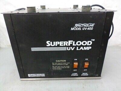 Spectroline Uv-400 Superflood Uv Lamp