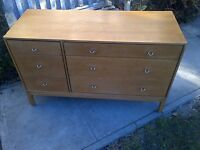 1950s Large Chest of Drawers - John & Sylvia Reid Design for Stag