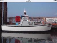 Seafarer 21 ft fishing family boat 59hp Volvo penta