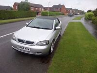2004 Vauxhall Astra 1.6 Bertone