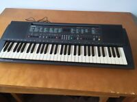 YAMAHA PSR.300 KEYBOARD WORKS FINE
