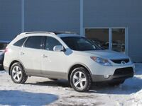 2012 Hyundai Veracruz GLS AWD / LEATHER / SUNROOF / 3RD ROW / LO