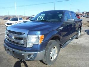 "2014 Ford F-150 4WD SuperCrew 145"" X"