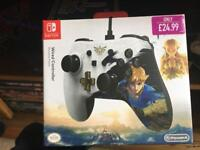 Zelda Switch controller