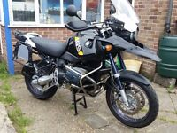 BMW 1150 GSA Adventure - very low miles two owners