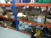 Workshop / Wearhouse Clear Out