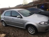 Chevrolet Lacetti Sx Automatic £695 ONO