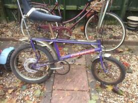 Original find Raleigh Chopper Mk2