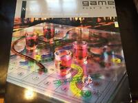 Drinking board games-snakes and ladders (never opened)