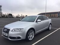 AUDI A6 SALOON 2.0 TDI 170 S Line Special Edition Manual 2010 Full Service History