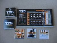 BRAND NEW - Shaun T's FOCUS T25 Home Fitness DVD Workout Programme.
