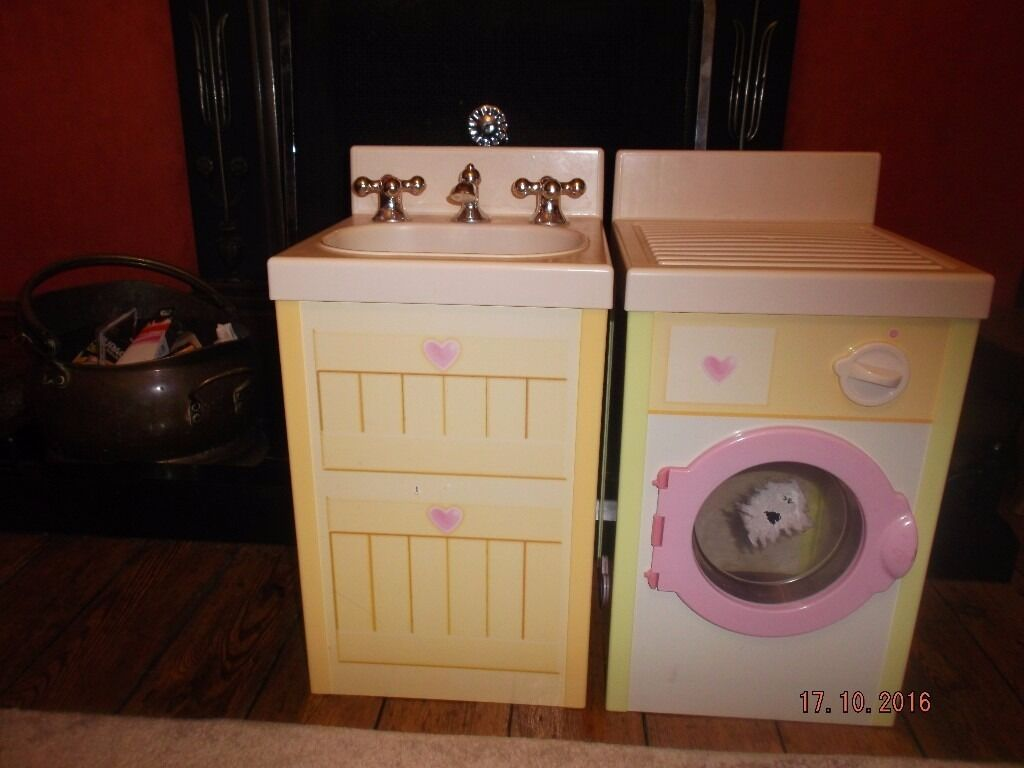 rose petal cottage kitchen petal cottage sink and washing machine in binley 4878