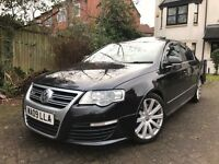 VOLKSWAGEN PASSAT R36 2009 AUTO DSG FULLY LOADED