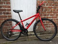 Excellent Dawes XC 1.0 mountain/touring bike for teenager
