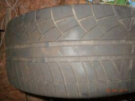 tyre 215/50 R17 95w £20
