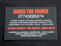 RELIABLE JOINER ### FREE QUOTES