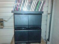 100 cds origonals and draw holders