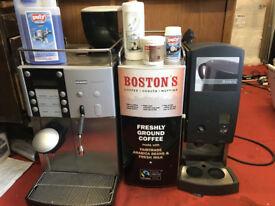 Franke Evolution Coffee Machine