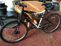 Ladies Firecracker Mountain Bike