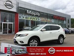 2016 Nissan Rogue SV AWD-1.9% FINANCING AVAILABLE!! Sunroof, All