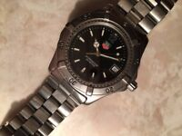 TAG Heuer Mens 2000 Series - Reference WK1110 - Size 38mm
