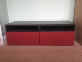 Drawers and Shelving Unit