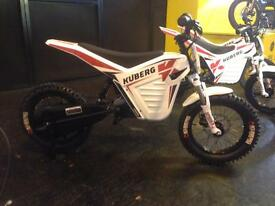 Kuberg electric motorbike. 36v
