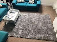 Super soft deep pile shaggy rug