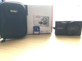 Sony Digital Camera W830 Boxed with extras