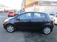 Toyota Yaris 1.3 VVT-i TR 5dr Lady Owned good condition inside out BARGAIN 200