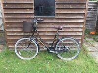 Ammaco Dutch Style Ladies Bike (nearly new)
