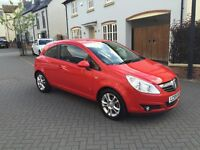 VAUXHALL CORSA 1.4 i 16v SXi 3dr! ONLY 38K MILES! EXCELLENT EXAMPLE! DRIVES LIKE NEW!