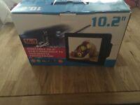 Portable 10.2 tv