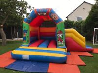 Happy-Bouncers, bouncy castle hire in stockport