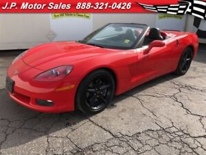 2013 Chevrolet Corvette Automatic, Leather, Only 58, 000km