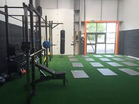 A Brand New fully Equipped Personal Training & Class Studio for rental